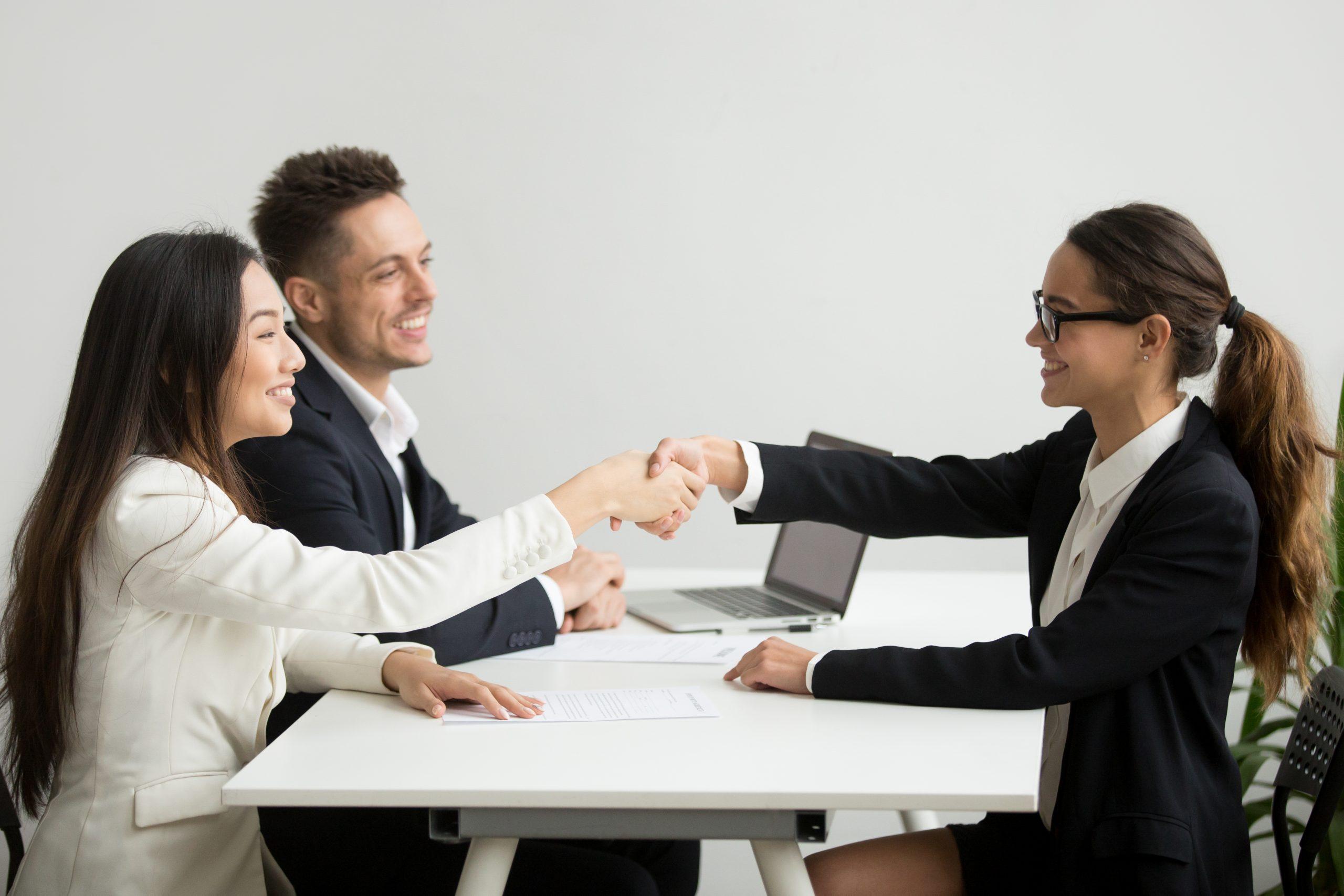 Hiring more diverse candidates