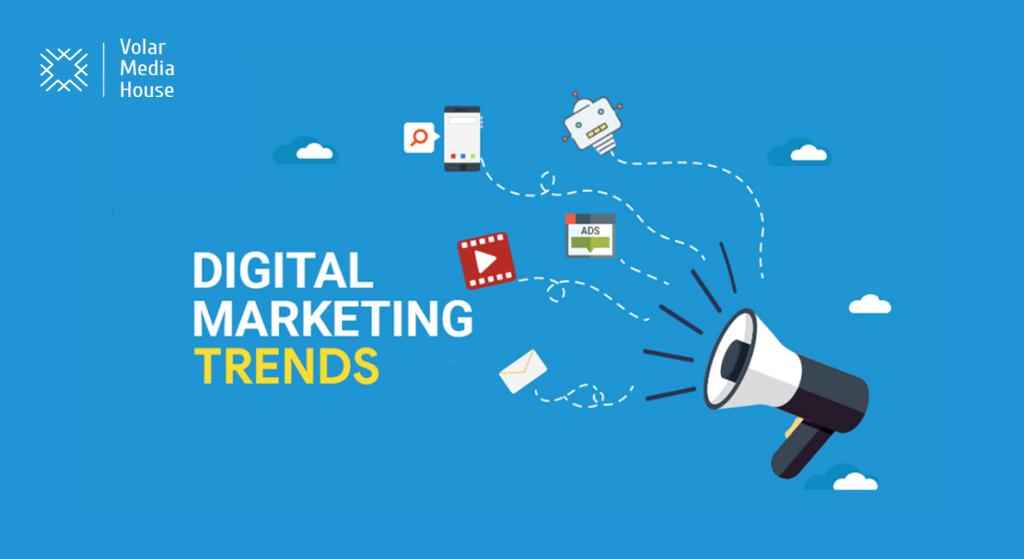 5 Digital Marketing Trends making big in 2021